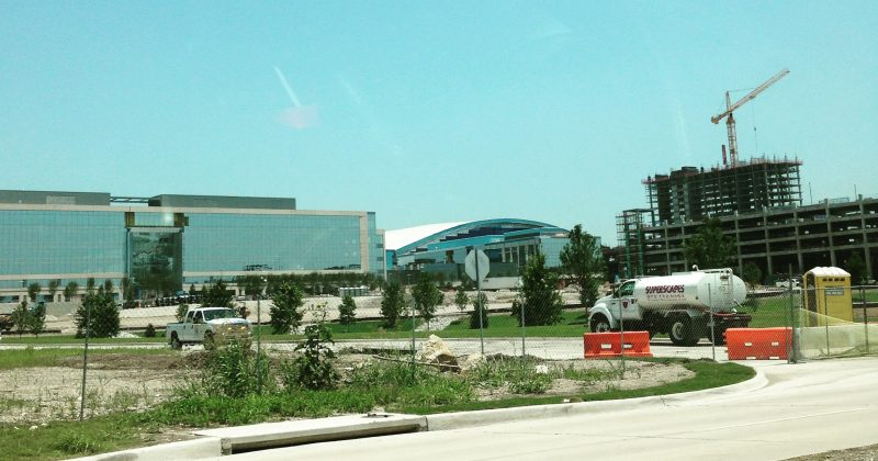 Frisco is Almost Ready for the Dallas Cowboys