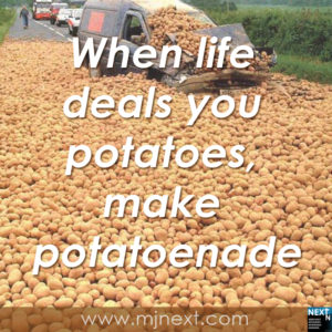 Mark Johnson Potatoenade