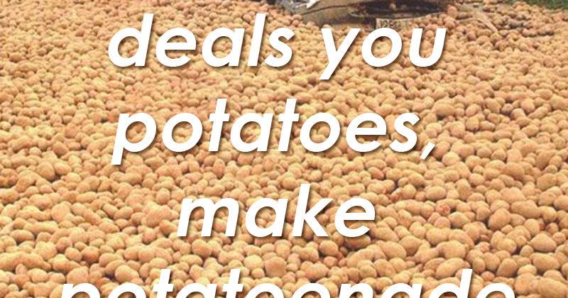 Potatoenade