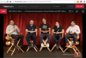 Virtual Reality 360 Production Revolution