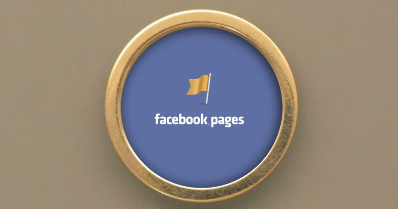 One Facebook Page to Rule Them All