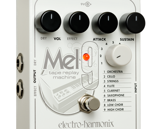 EHX Electro Harmonix Mel 9