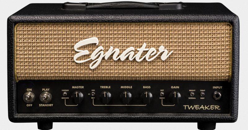 Egnater Tweaker 15-Watt Guitar Amp