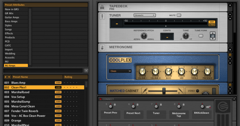 Guitar Rig 5: Where Are My User Presets?