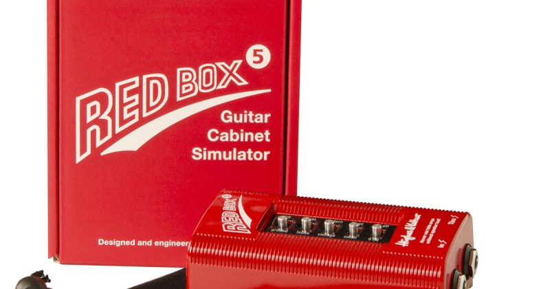 Hughes & Kettner Red Box 5 DI and Speaker Simulator