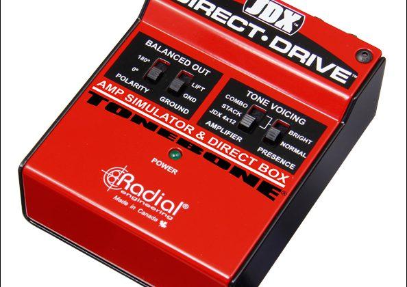 Tonebone JDX Direct-Drive