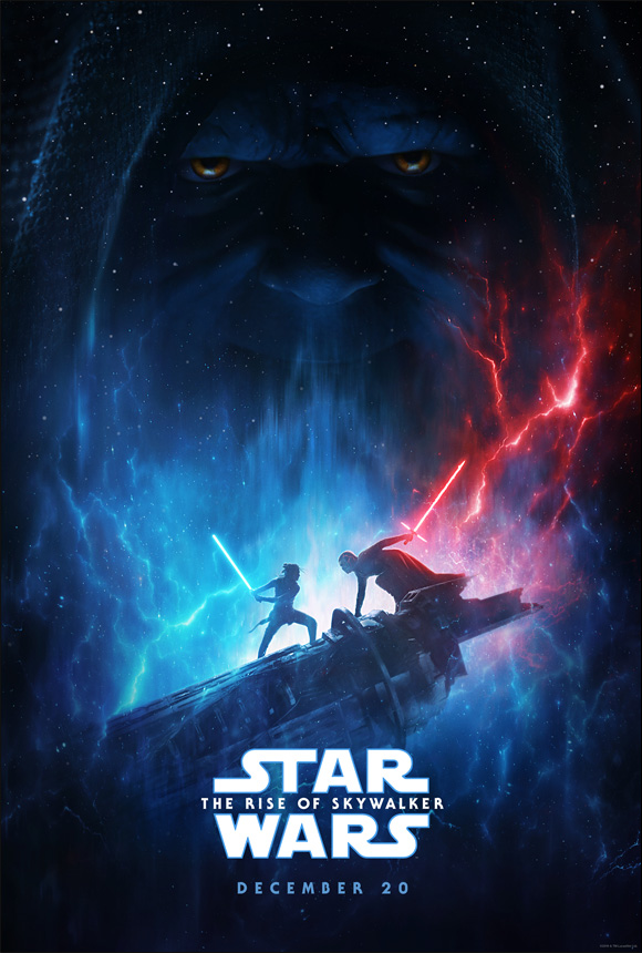 Star Wars Rise of Skywalker Cinemark