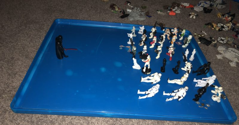 Darth's Stormtrooper Academy