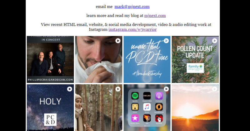 Embed Instagram Feed with SnapWidget